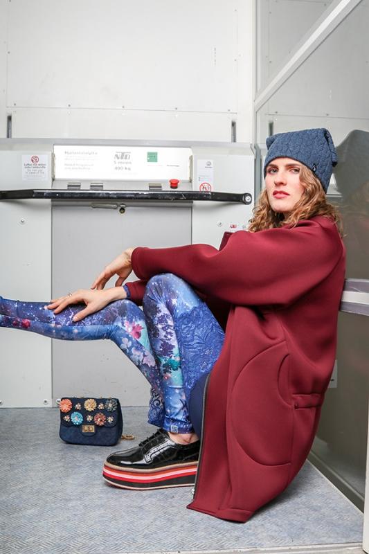Kara Leggings - Cosmos