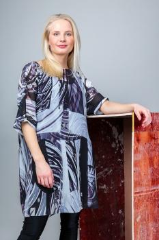 Klara Kjóll - Þrumur Chiffon image